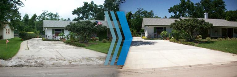 Orlando Cement Driveway Repair Orlando Driveway